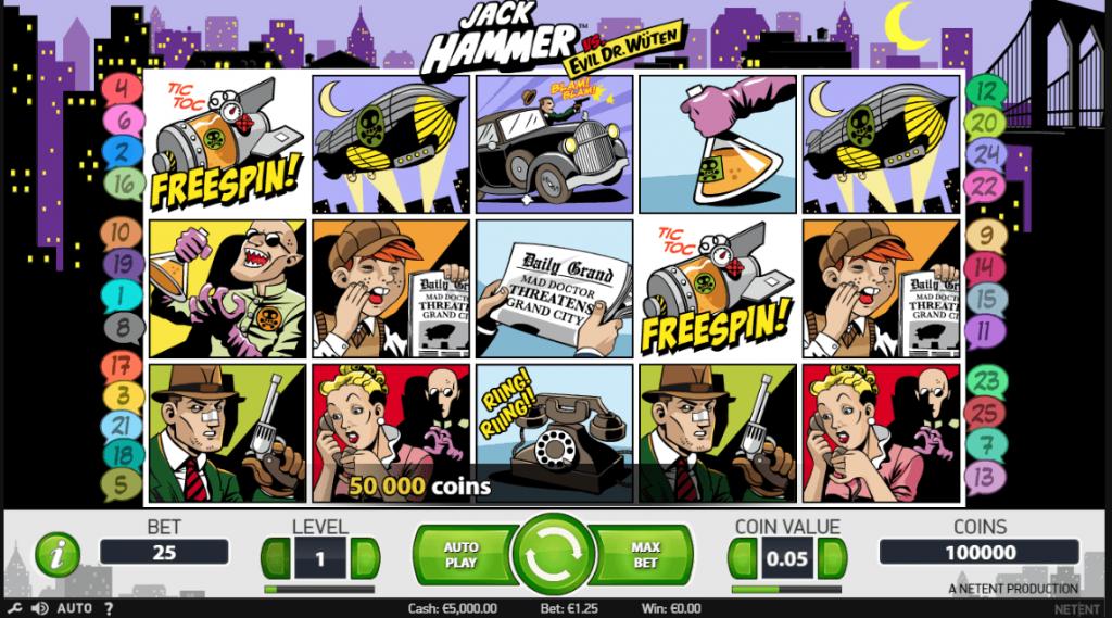 NetEnt-spilleautomater - verdens beste spilleautomater